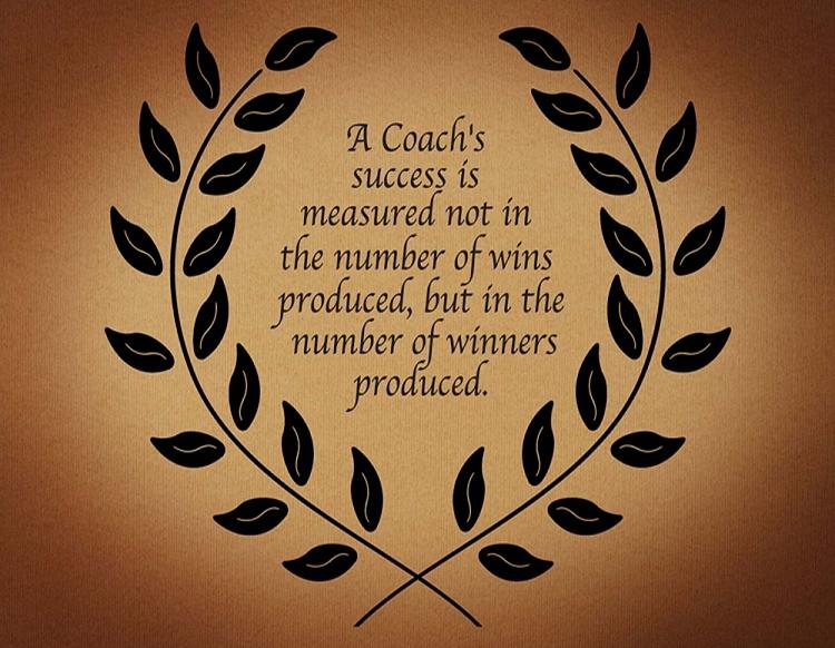 coach succes