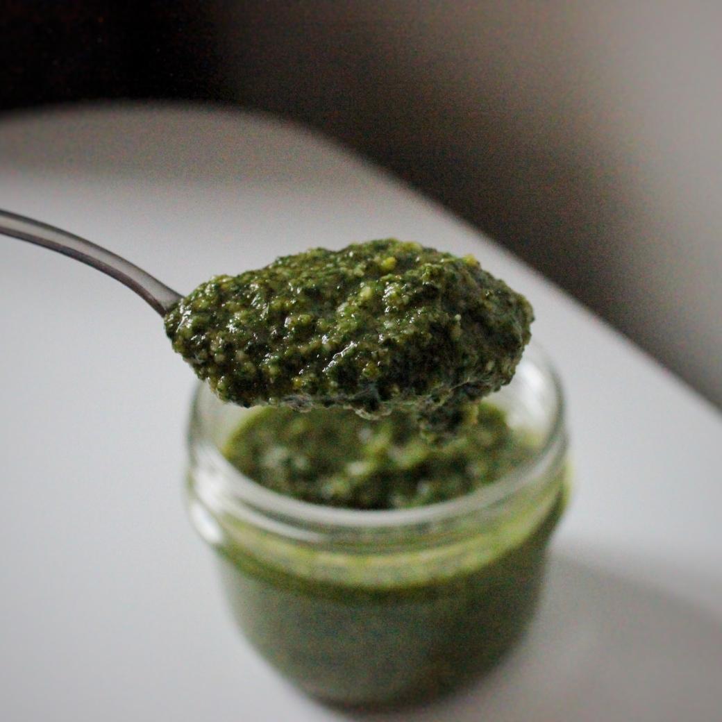 Traditional Green Pesto Recipe